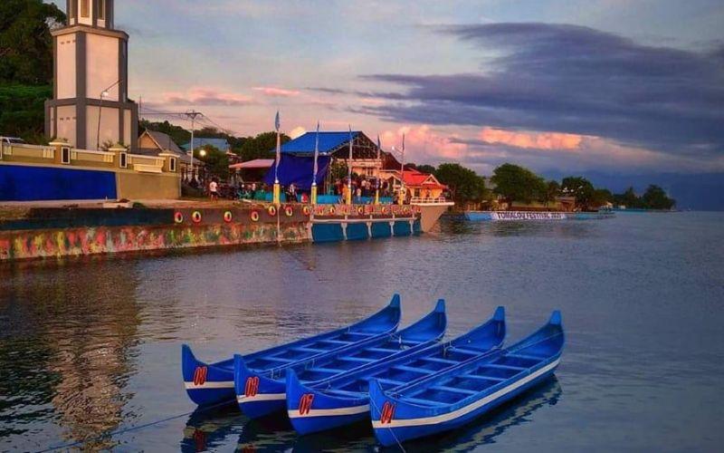 Wisata Maritim di Maluku utara