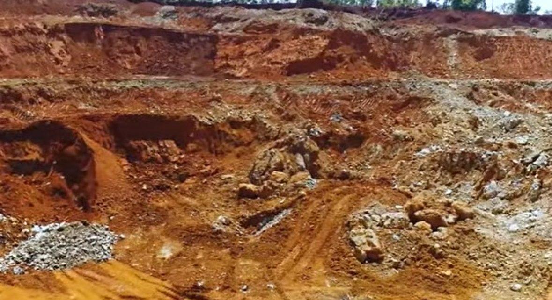 Pertambangan nikel laterite