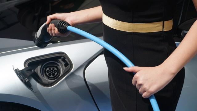 Baterai kendaraan listrik